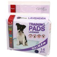 Podložka DOG FANTASY Lavender 14ks