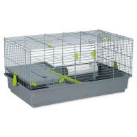 Klec SMALL ANIMAL Hynek pro fretky šedá 90x50,5x46cm
