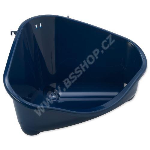 Toaleta SMALL ANIMAL rohová 35x23,4x19,4cm