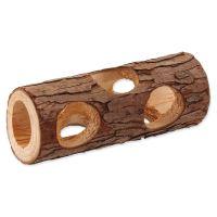 Úkryt SMALL ANIMAL Kmen stromu dřevěný 5x15cm