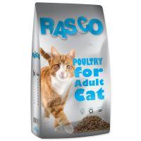 RASCO krmivo drůbeží pro kočky 10kg