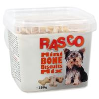 Sušenky RASCO mikro kost mix 350g