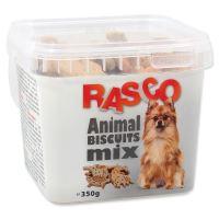 Sušenky RASCO zvířátka mix 350g