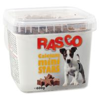 Pochoutka RASCO mini hvězdičky kalciové 600g