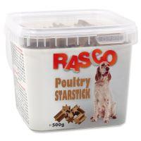 Pochoutka RASCO starstick drůbeží 530g