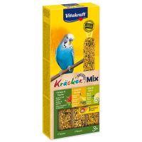 Vitakraft Kracker Sittich Banana + Kiwi + Fig pro andulky 3ks