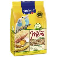 Vitakraft Menu Budgies Junior bag 500g