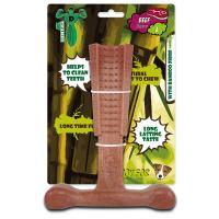 Hračka Mr.DENTAL žvýkací bambone kladivo hovězí L
