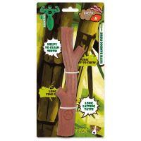 Hračka Mr.DENTAL žvýkací bambone klacek slanina M