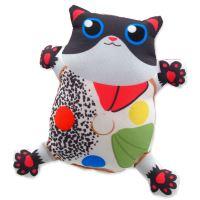Hračka LET`S PLAY kočka s catnipem 3 - 14cm