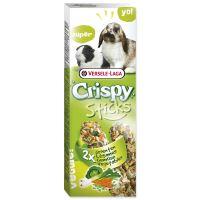 Tyčinky VERSELE-LAGA Crispy se zeleninou pro králíky a morčata 110g