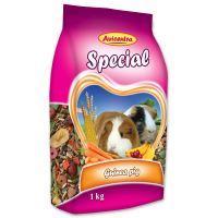 Krmivo AVICENTRA speciál pro morčata 1kg