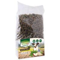 Krmivo NATURE LAND Complete pro králíky a zakrslé králíky MONO 1,7kg