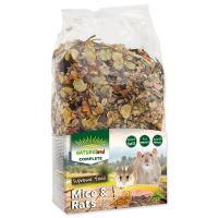 Krmivo NATURE LAND Complete pro myši a potkany 700g