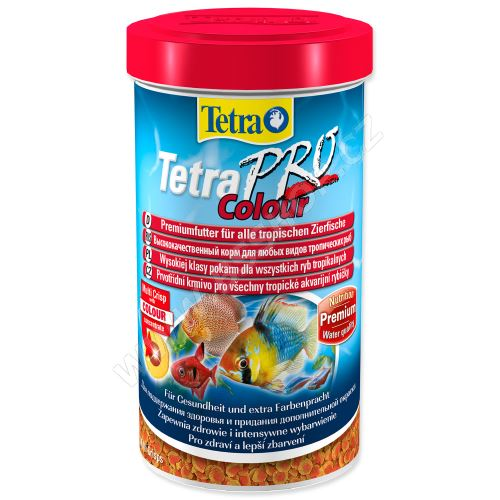 Tetra Pro Colour Crisps 500ml
