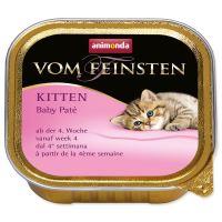 Paštika ANIMONDA Vom Feinsten kitten baby pate 100g