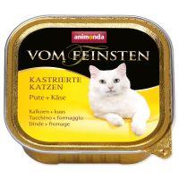 Paštika ANIMONDA Vom Feinsten Castrate krůta + sýr 100g