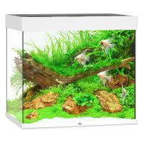 Akvárium set JUWEL Lido LED 200 bílé 200l