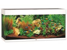 Akvárium set JUWEL Rio LED 180 bílé 180l