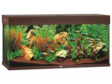 Akvárium set JUWEL Rio LED 180 tmavě hnědé 180l