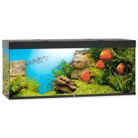 Akvárium set JUWEL Rio LED 450 černé 450l