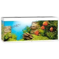 Akvárium set JUWEL Rio LED 450 bílé 450l