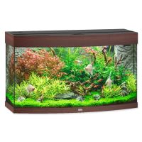 Akvárium set JUWEL Vision LED 180 tmavě hnědé 180l
