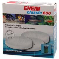 Náplň EHEIM vata filtrační jemná Classic 600