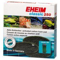 Náplň EHEIM molitan uhlíkový jemný Classic 250