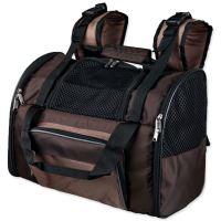 Tbag nylonový batoh DeLuxe SHIVA 41x30x21cm max. do 8kg, Trixie