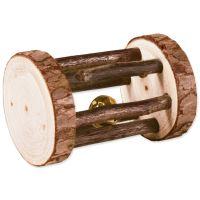 Hračka TRIXIE váleček dřevěný 5x7cm
