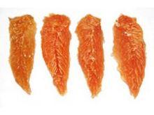 Plátek kuřecí sušený, poloměkký 250g