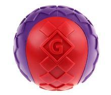 Chytrý míček - červený