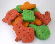 Sušenky zvířátka 4,5cm 1kg