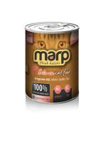 Marp Salmon konzerva pro kočky s lososem 370g