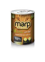 Marp Chicken konzerva pro kočky s kuřecím 400g