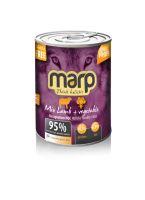 Marp Mix konzerva pro psy jehně+zelenina 400g
