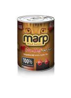 Marp Beef konzerva pro kočky s hovězím 370g