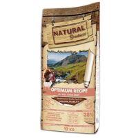 Natural Greatness Optimum Recipe Large Breed - krůta,kuře 12kg