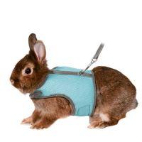 Postroj vesta s vodítkem pro králíka 25-32cm Trixie
