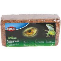 Kokosová kůra, tropický terarijní substrát, Trixie 4,5l