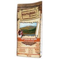 Natural Greatness Optimum Recipe Mini,Medium - krůta,kuře 12kg