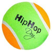 Tenisový míč barevný 10cm HipHop Dog
