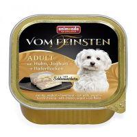 Paštika ANIMONDA Vom Feinsten CORE kuřecí, jogurt + vločky 150g